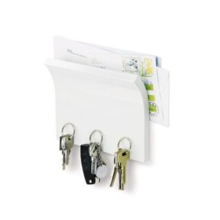Umbra Magnetter Mail Letter Key Cubby Holder Organizer Wall Mount