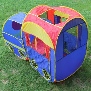 Portable Kids Play Tents Game Tent Indoor / Outdoor Toy Huts Children