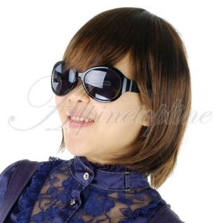 Punk Bob Short Straight Hair Wig Cosplay Party Costume