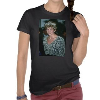 No.125 Princess Diana India 1992 Shirts