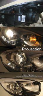 Kia 2011 2012 Picanto All New Morning LED Head Light Lamp Full Kit