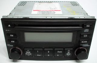 2007 2008 KIA SEDONA FACTORY AM / FM CAR RADIO CD PLAYER COMPATIBLE