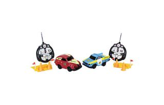 Kid Galaxy R C Demolition Derby Cars KGR50208
