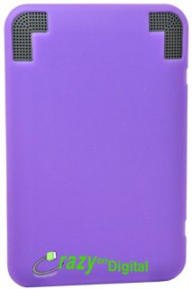 Purple Skin Case Cover Accessory for  Kindle 3 3G