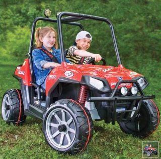 All Terrain Polaris Kids ATV Kids Ride Electric Motor