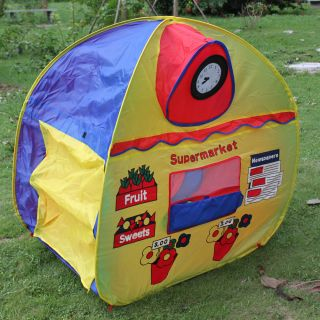 Portable Kids Play Tents 6058 Home Backyard New Toys For Boys & Girls