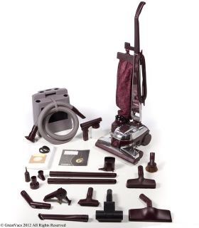 Reconditioned G Five G5 Kirby Vacuum Cleaner Upright HEPA Pet 5 Year