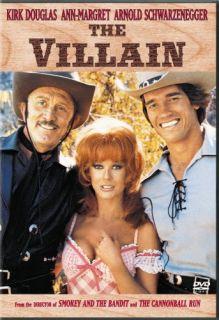 The Villain New SEALED DVD Kirk Douglas Ann Margret