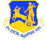 USAF AIR FORCE 1550TH OMS KIRTLAND SPECIAL OPS COMBAT SEARCH & RESCUE