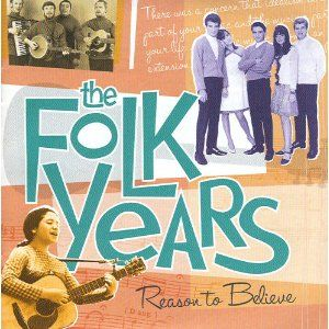 Folk Years Rewind Time Life PBS NPR New 3 CD Set