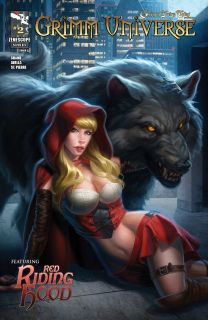 grimm fairy tales grimm universe 2 mike capprotti cover a zenescope