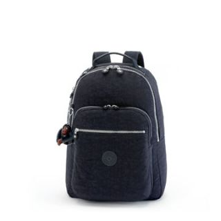 Kipling Seoul Backpack Laptop Bag True Blue BNWT RRP £79