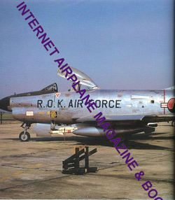 Motorbooks F 86 Sabre USAF FIW Korean War Ang RAAF RCAF RAF FJ Fury