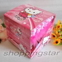 2013 New Wholesale Lots Hello Kitty Flash Light Ball Pen 36pcs
