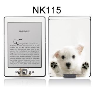Kindle 4 Latest Generation Skin Decal Sticker Vinyl Perfect Fit