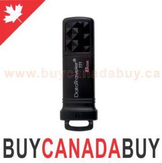 Kingston 8GB DataTraveler 111 USB 3 0 Flash Memory Pen Drive DT111 8GB