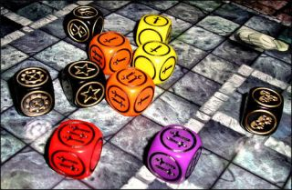 Dungeons Dragons Board Game Spares Like Heroquest Parker