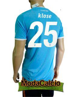 Jersey Shirt Puma Klose 25 11 12 Home Maglia Lazio New Man Original