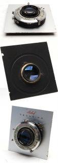 Kodak 203mm F7 7 Ektar View Camera Lens in Linhof Board