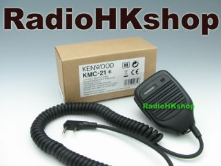 Original Kenwood KMC 21 Speaker Mic for Puxing Radio