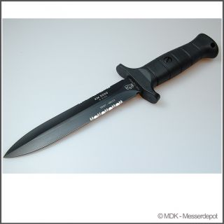 MDK German Eickhorn KM5000 Combat Knife Solingen Infantry Dagger with