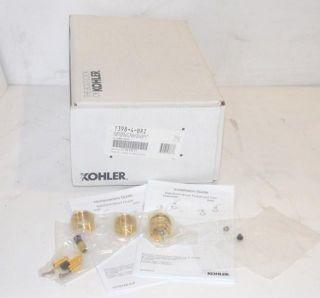 Kohler T398 4 BRZ Devonshire DM High Flow Bath Faucet Trim Oil Rubbed