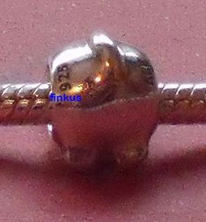 Authentic Pandora Kitty Cat Bead Charm 925 Silver