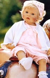 Marie by Bettine Klemm for Zapf Creation Designer Collection Doll