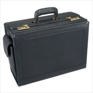 Korchmar Senior Pilot Case in Black C1145BL