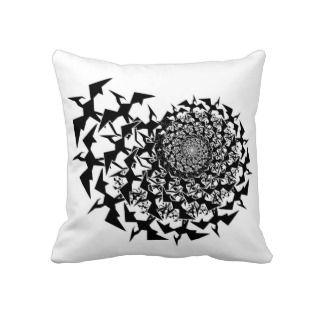 Fractyl Pterodactyl Pillow