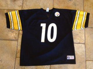 Vintage Kordell Stewart Pittsburgh Steelers Jersey Logo 7 XL Jersey x