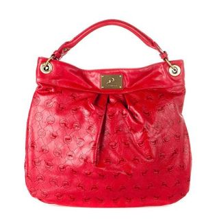 Koret Signature Single Strap Hobo Red Handbag KD50466RD