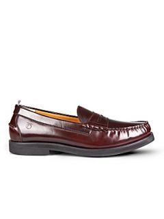 Peter Werth Burke penny loafer shoe Ox Blood