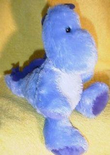 Blue Dinosaur 12 Floppy Plush by Koala Baby