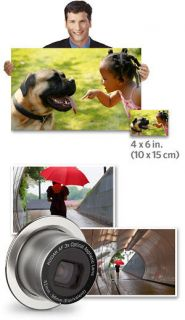 New Kodak EasyShare C143 Digital Camera Blue Bundle