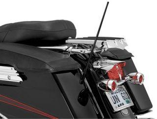 Kuryakyn Dual Function Pak Mount Antenna Harley Davidson FLHX 2006