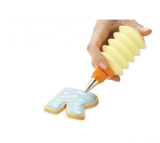 Kuhn Rikon Cookie Cupcake Decorating Kit Baking Set