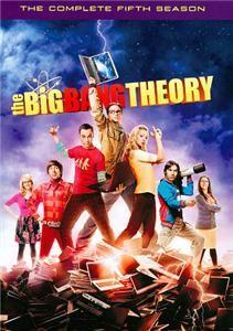 he Big Bang heory he Complee Fifh Season (DVD, 2012, 3 Disc Se)