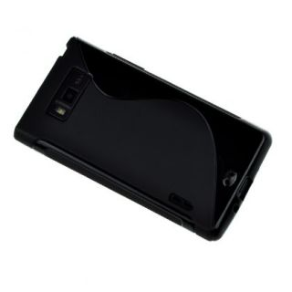 Line TPU Protector Case Cover for LG Optimus L7 P700 P705