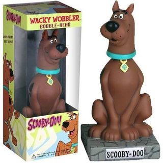 This tribute to the Hanna Barbera creation features Scooby riding