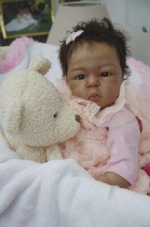 SUU Kyi Kit by Adrie Stoete Reborn Doll Baby Ethnic Girl AA