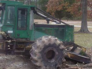 2005 Timberjack 560 D Grapple Skidder