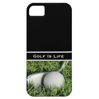 Business iPhone 5 Golf Cases iPhone 5 Covers