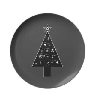 Christmas Tree of DOOM Plate