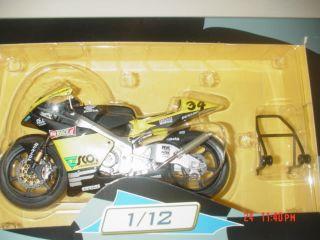 IXO Metal Model Motor Bike Altaya Motorcyle Honda Yamaha Suzuki