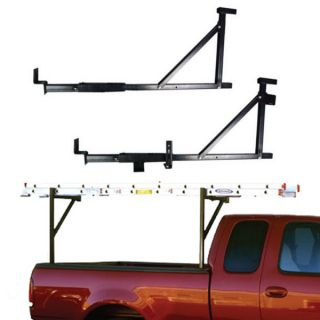 Contractor Pickup Pick Up Truck Ladder Lumber Rack Side Mount