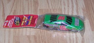 NASCAR #18 Bobby Labonte Interstate Batteries Magnetic Beer Bottle