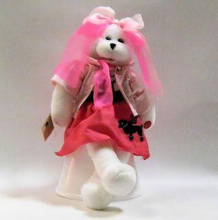 Chantilly Lane Olivia Bear Animated Singing Youre The One That I Want