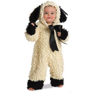 Childs Little Lamb Halloween Costume Sz Infant 12 18M