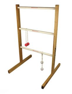 Budweiser Ladder Golf Throwing Game Yard Beach